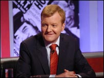Kennedy on Have I Got News for You