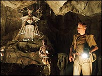 Stellan Skarsgard in Exorcist: The Prequel
