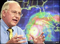 Max Mayfield, National Hurricane Center