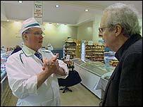 Lancashire butcher John Chadwick