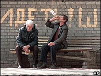 Homeless Russians