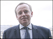 French Culture Minister Renaud Donnedieu de Vabres