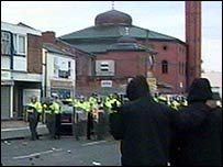 Lozells clashes in 2005