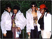 Victims of the 2003 Birmingham shootings (left to right: Cheryl Shaw, Charlene Ellis, Sophie Ellis and Latisha Shakespeare)
