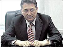 Sanjar Umarov - file photo