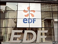 EDF headquarters in Paris