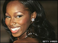 Image of R&B's Jamelia