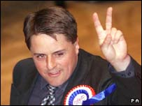 BNP leader Nick Griffin