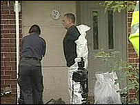 Search at Imran Patel's house in Dewsbury