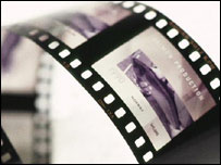 The traditional 35mm film projectors are being replaced