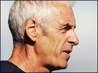 Barnet and England National Game boss Paul Fairclough