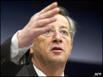 Luxembourg Prime Minister Jean-Claude Juncker