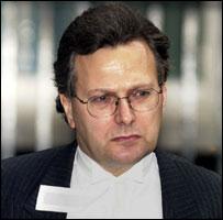 Peter Goldsmith, Attorney General