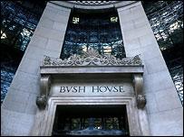 Буш-хаус, штаб-квартира Всемирной службы Би-би-си