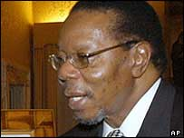 President Bingu wa Mutharika