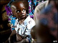 A Malawian child