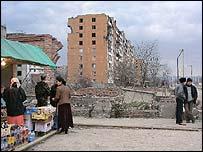 Grozny market