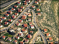West Bank settlement of Negohot