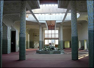 Evry mosque