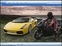 Fifth Gear download screen grab