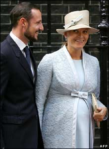 The Crown Prince and Crown Princess of Norway