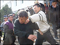 Clashes in Kyrgyzstan