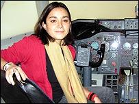 student Ana Cadena