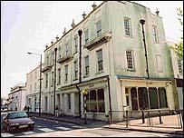 Llanelly House on Bridge Street