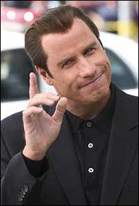 John Travolta in Be Cool