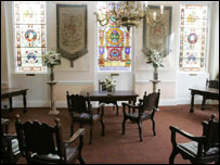 The Ascot Room