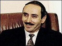 Djokhar Dudayev