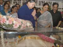 Gemini Ganesan funeral