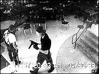 Tragedia en escuela secundaria de Columbine, en Colorado