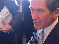 Lord Browne, chief executive, BP