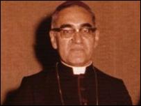 Monseñor Oscar Arnulfo Romero. Foto cortesía http://www.romeroes.com/
