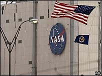 The US space agency Nasa