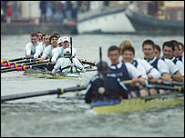 The 2004 University Boat Race