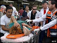 Hadera attack aftermath