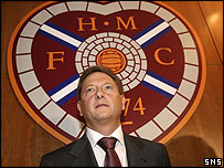 Hearts majority shareholder Vladimir Romanov