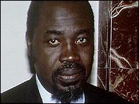 Former CAR ruler Andre Kolingba