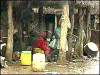Scene from Elephant People directed by Tsitsi Dangarembga