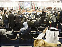 Arab League summit in Algiers