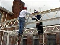 school building work