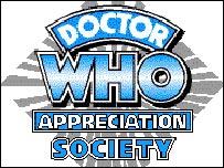 Doctor Who Appreciation Society logo
