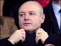 Chelsea chief executive Peter Kenyon