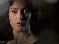 Gillian Anderson as Lady Dedlock