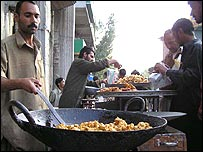 Muzaffarabad bazaar
