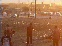 View of Khayelitsha