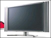 Sharp LCD television