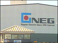 The NEG plant in Cardiff